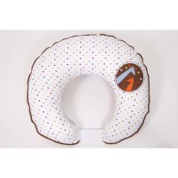 Baby & Me Nursing Pillow by Bacati