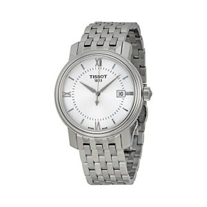 ティソ Tissot 腕時計 メンズ 時計 Tissot Men's T0974101103800 Analog Display Quartz Silver Watch