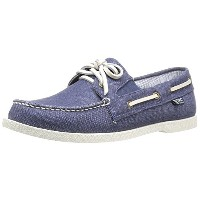 Bobs From SkechersレディースChill luxe-anchor Upフラット カラー: ブルー