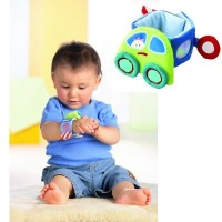Haba Vroom Vroom Limb Rattle by HABA