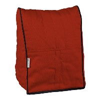 KitchenAid KMCC1ER Stand Mixer Cloth Cover - Empire Red by KitchenAid