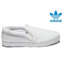 adidas Originals COURT VANTAGE SLIP ON W S75166 RUNNING WHITE/RUNNING WHITEアディダス オリジナルス コートバンテージ...