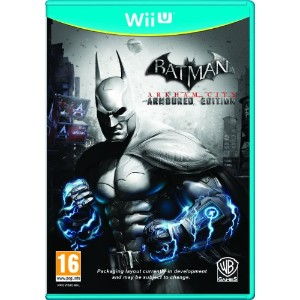 Batman Arkham City : armored edition [import anglais]