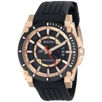 98B152 BULOVA PRECISIONIST Wristwatch
