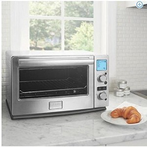 Frigidaire Professional 6-slice Infrared Convection Toaster Oven, Stainless Steel Fpco06d7ms by...