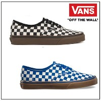 Kconcept◆韓国購入代行◆正規品◆ Vans AUTHENTIC Checkerboard VN0004MKIBB1 / VN0004MKIC51 オーセンティック チェッカーボード