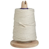 Regency Cooking Butcher's Twine on Handy Dispenser with Cutter for Meat Prep and Trussing Turkey ...