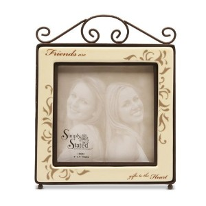 Simply Stated by Pavilion 5-1/2 by 6-3/4-Inch Frame, Friend Sentiment [並行輸入品]