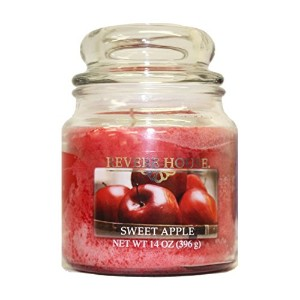 Candle-lite Revere House 14-Ounce Country Comfort Jar, Sweet Apple [並行輸入品]