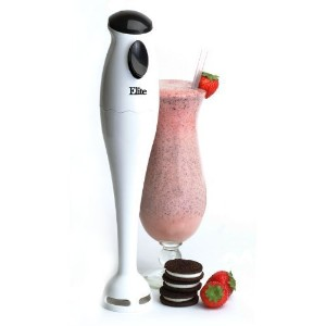MaxiMatic EHB-1000X Elite Cuisine 150W Hand Blender and One Touch Button, White by Maximatic [並行輸入品]