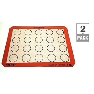 Silpat AE420295-22 Macaron Mat by Silpat