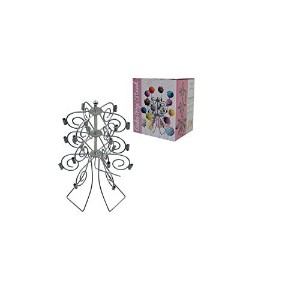 Kole OC549 Metal Cake Pop Stand, Regular [並行輸入品]