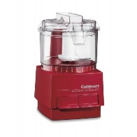 Cuisinart DLC-1RFR Cuisinart DLC-1RFR Mini-Prep Processor, Red (Certified Refurbished), Red [並行輸入品]