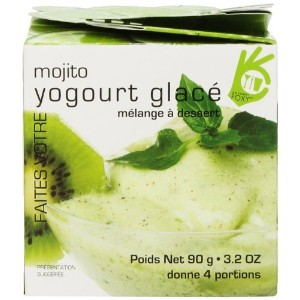 Foxy Gourmet Mojito Make Your Own Frozen Yogurt, 3.17-Ounce Boxes (Pack of 3) [並行輸入品]