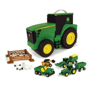 Ertl John Deere Carry Case Value Set [並行輸入品]