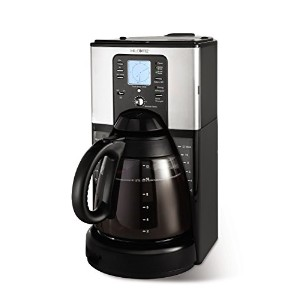 Mr. Coffee FTX41 12-Cup Programmable Coffeemaker, Black and Chrome [並行輸入品]