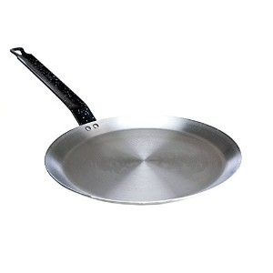 Paderno World Cuisineカーボンスチールクレープパン 9 1/2in A4172524