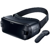 Galaxy Gear VR with Controller SM-R324NZAAXJP [オーキッドグレー] ヘッドセット