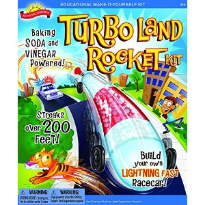 Scientific Explorer Turbo Land Rocket Kit [並行輸入品]