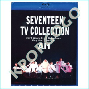 K-POP Bluray【KPO DVD】SEVENTEEN★[ AI1 ] ☆ TV COLLECTION★【Don`t Wanna Cry・なと】☆bluray_seventeen 10