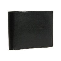 ボスカ レディース 財布 アクセサリー Old Leather Collection - Executive ID Wallet Black Leather