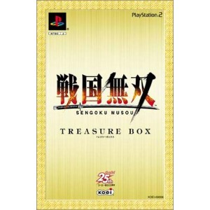 戦国無双 TREASURE BOX