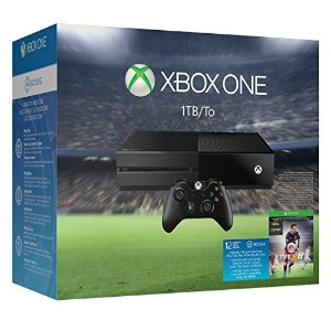 Xbox One Cnsl Only 1tb 3p Fifa-16 En/Fr/Es Us Only
