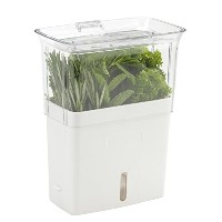 Cole & Mason Fresh Herb Keeper, Clear by Cole & Mason