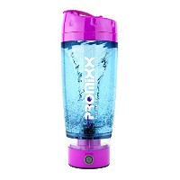 [プロミックス オリジナルボルテックスミキサー] PROMiXX The Original Vortex Mixing Bottle Protein shaker Pink 600 ML ...