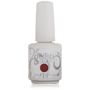 Harmony Gelish Gel Polish - Fire Cracker - 0.5oz / 15ml