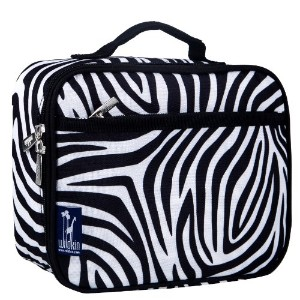 Wildkin Zebra Lunch Box by Wildkin