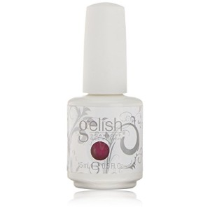 Harmony Gelish Gel Polish - Kung Fu-chsia - 0.5oz / 15ml