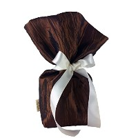CHC-Beverly Hills WIK Gift Bags for Cookies, Candies, Chocolate, Candles, Bronze and Off-White...