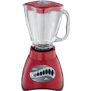 Oster 6831 Core 10-Speed Blender, Red [並行輸入品]