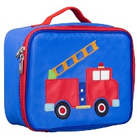 Olive Kids Fire Truck Embroidered Lunch Box by Olive Kids