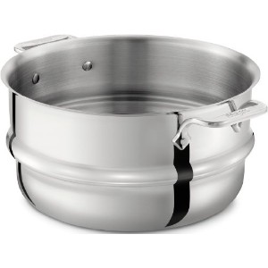 All-Clad 5708-ST Stainless Steel Professional Steamer Insert / Cookware, Silver by All-Clad [並行輸入品]