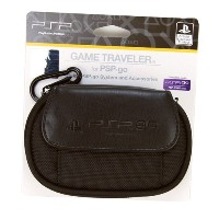 PSP Go Traveler Case - Black (輸入版)