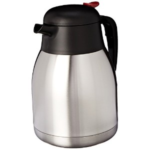 Winco CF-1.5 Stainless Steel Lined Carafe, 1.5-Liter by Winco