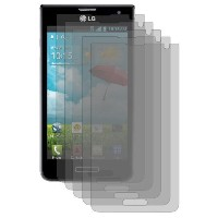 Bastex Antiglare Reflective Matte Screen Protector for Lg Optimus F3 Ls720 - 5 Pack - High...