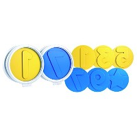 Tovolo Number Fun Cookie Cutters–Set of 12