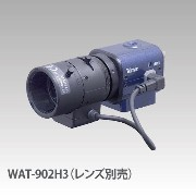 WAT-902H3 ULTIMATE 0.0002Lux小型超高感度白黒カメラ