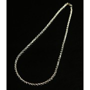 WINGROCK(ウイングロック)POLO SV CHAIN 50cm(ネックレス チェーン ポロ)[POLO-SV-CHAIN]【RIP】