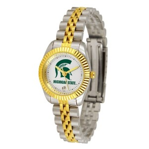 Michigan State Spartans Ladies ' Executive Watch by SunTime
