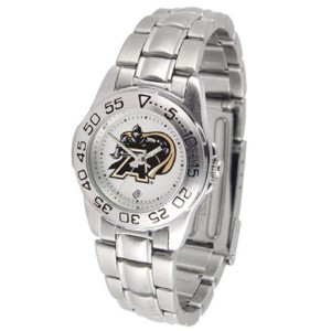 Army Black Knights GamedayスポーツLadies ' Watch with aメタルバンド