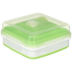 Cool Gear Collapsible Salad Storage Kit by Cool Gear