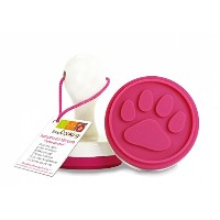 ScrapCooking Paw Silicone Stamp with Handle for Cookies and Fondant by ScrapCooking