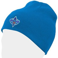 NBA チームロゴ カフレス ニットキャップ ホーネッツ(ティール) adidas New Orleans Hornets Teal Knit Beanie Cap