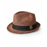 THE UNITED EMN PAPER HAT ペーパーハット(BROWN) 700022-2