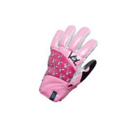 VOLUME GLOVES MANIFESTO WATERPROOF BUNNY LIMITED (GORE-TEX) PINK×R-PINK×PINK 【スノーボード グローブ】715005