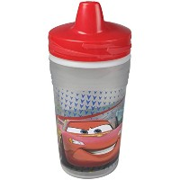 The First Years Insulated Sippy - Cars - 9 oz by The First Years